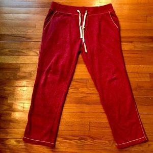 True Religion Red Sweatpants Size XL